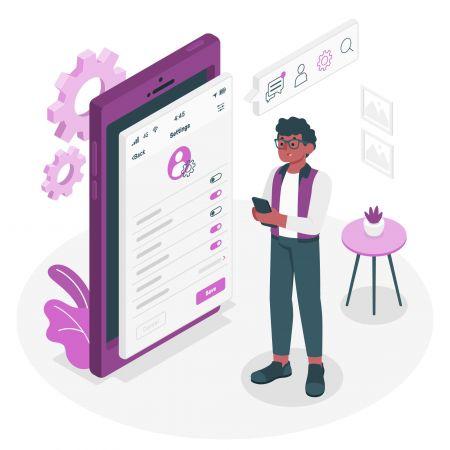 Pocket Option پر پروفائل کی ترتیبات کا استعمال کیسے کریں